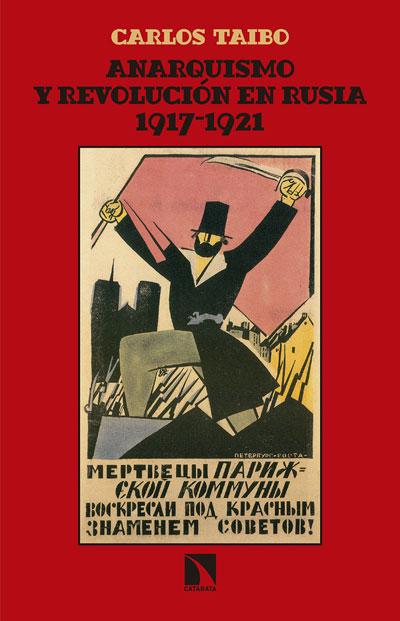 """Presentació del llibre""""Anarquismo y revolución en Rusia (1917-1921)"""", Carlos Taibo (01-12-17)"""